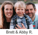 Meet Brett & Abby R.