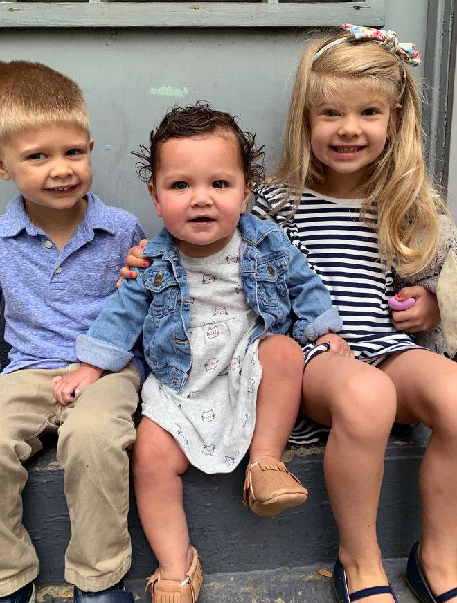 Loving family ready to adopt